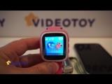 Smart Baby Watch GPS Q60s - детские часы с GPS на приложении SeTracker.