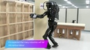 HRP 5P Humanoid Construction Robot by AIST
