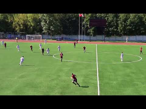 Финал Кубка Серпухова по футболу Авангард-Теплосеть - СШ Звезда 1-2
