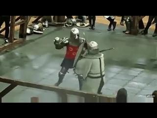 Можно и без меча)))