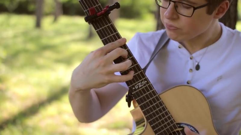 Every Breath You Take (Fingerstyle Guitar) (Alexandr Misko)