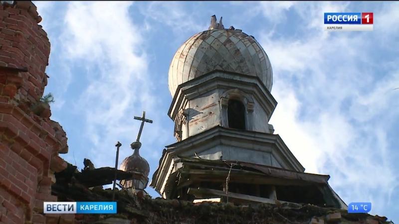 Началось восстановление Свято-Германовского скита Валаамского монастыря