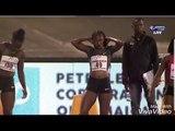 Elaine Thompson wins 100m jamaica invitational