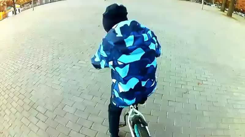 Инструктор по велосипеду в Москве.mp4