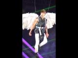 [HD] 120916 - SHINee Taiwan 2-12 - Jonghyun with wing