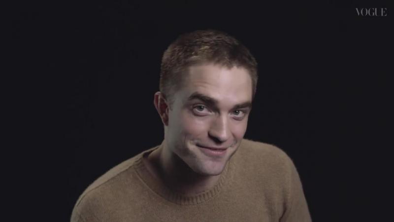 Robert Pattinson raconte ses premières fois à Vogue