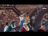 [Rus Sub] [Рус Саб] [BANGTAN BOMB] Behind the stage of '고민보다Go (heart ver.) @2017 MBC 가요대제전 - BTS (방탄소년단)