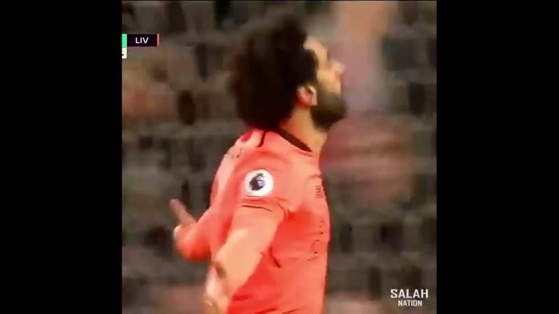 Salah vs Stoke City