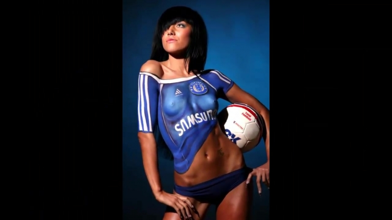Football BodyArt