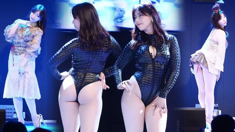 [HD영상] 츠나마요(ツナマヨ사쿠야 유아) 섹시-큐트 하이레그 수영복 세로직캠
