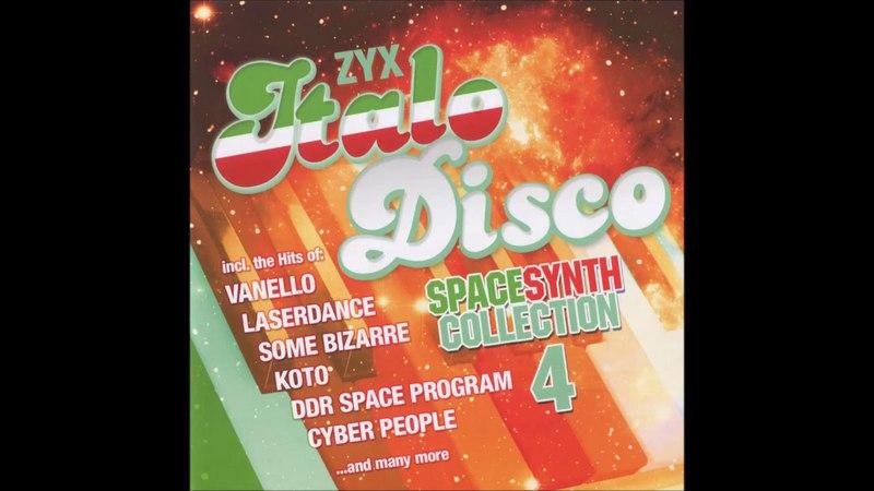 ZYX Italo Disco Spacesynth Collection 4 Cziras Continuous Mix
