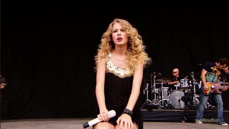 Taylor Swift - Forever Always (V Festival 2009, UK)