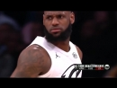 LeBron James EPIC MVP Full Highlights at 2018 All Star Game - 29 Pts, 10 Reb, 8