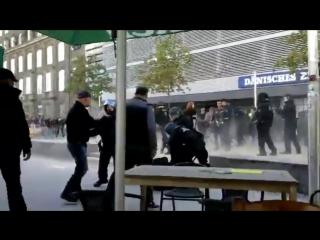 Chemnitz: Massaker, Polizeigewalt und Spontan-Demo