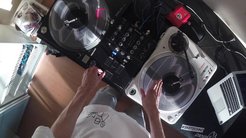 Maxi Scratch Makin' funky music IS A MUST
