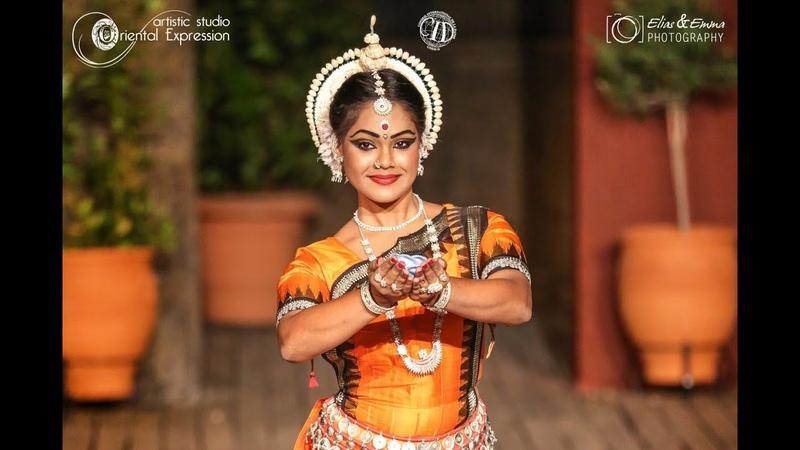 Prasanti Jena - Odissi @ 5th Bollywood Multicultural Dance Festival