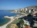 Саранда главный курорт на юге Албании 🌴