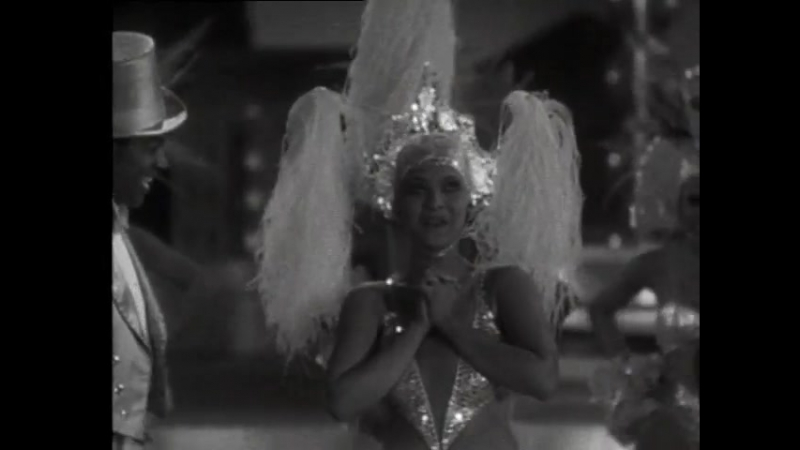 Nina Mae McKinney Dances In A Large Production Number