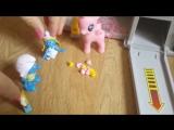 Видео для девочек с игрушками. Куклы, Пони и Смурфики