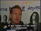 Depeche Mode _ Live report in Brussels 24.5.1993 JT RTBF