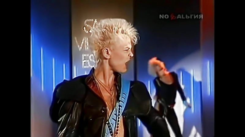 Billy Idol - Eyes Without A Face - ( Alta Calidad ) HD