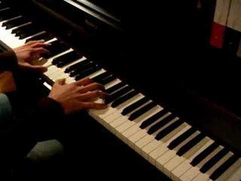 Amélie Poulain - Piano - comptine d'un autre été