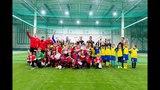 Награждение участников и победителей турнира «Кубок Открытия»