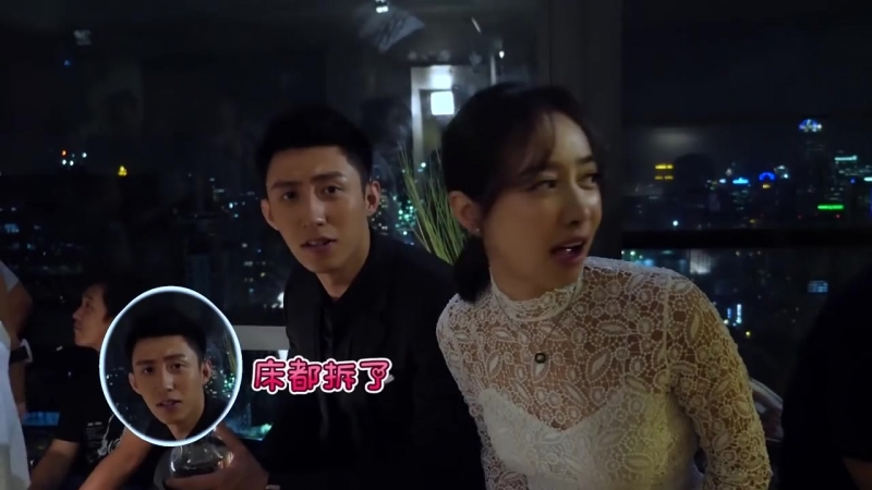 Victoria Huang Jingyu Kiss Scene -《结爱·千岁大人的初恋》The Love Knot_ His Excellencys