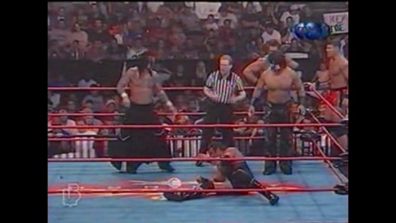 Титаны реслинга WCW Nitro July 31 2000