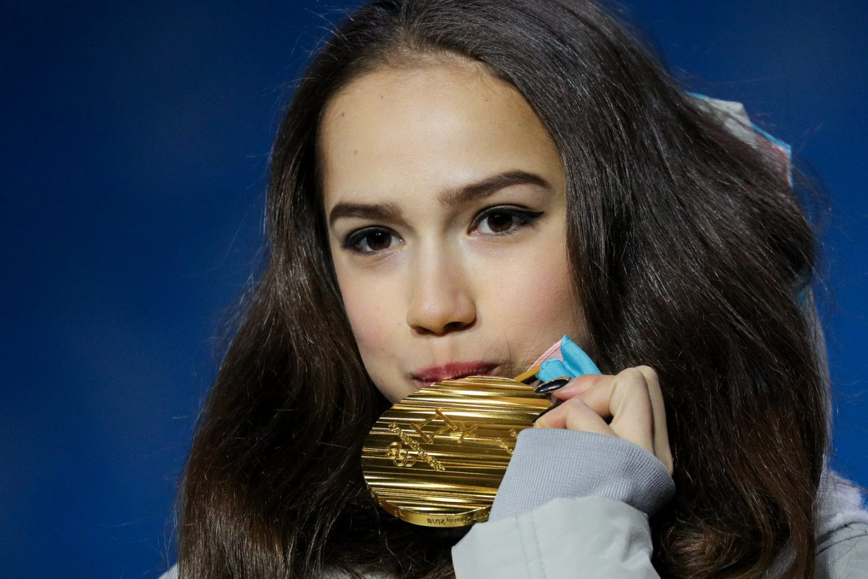 Алина Ильназовна Загитова-3 | Олимпийская чемпионка - Страница 6 IaztnLo_ajo