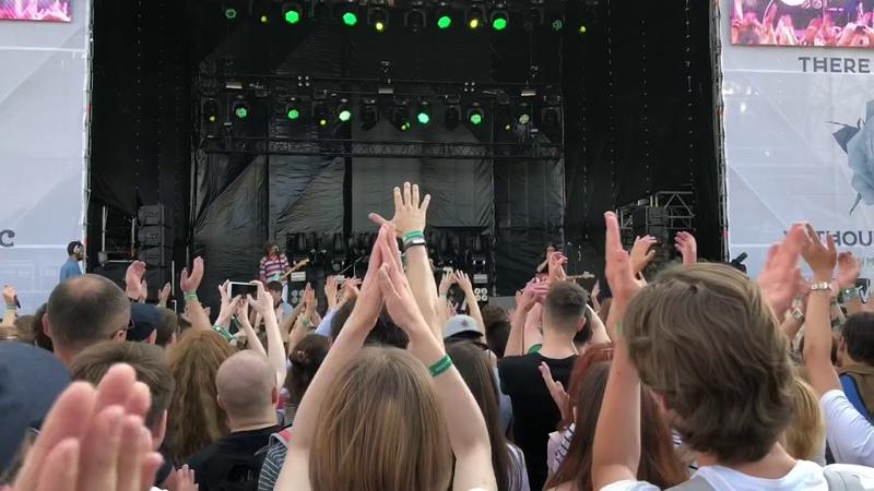Ahmad Tea Music Festival 2018 Москва Музеон