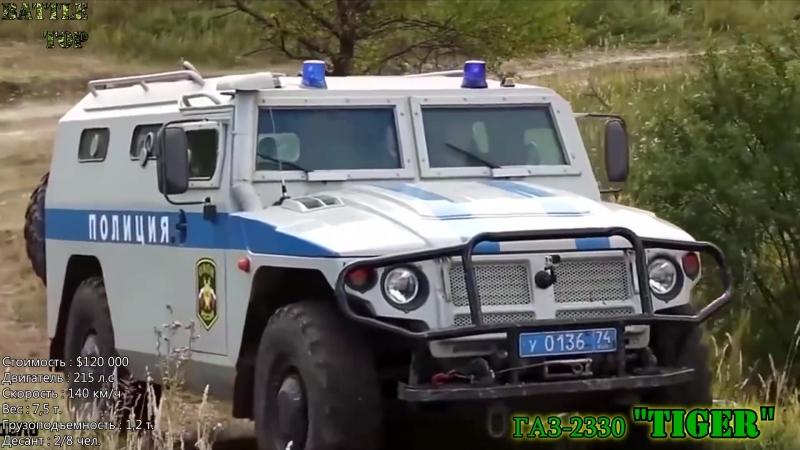 [Battle Top] Самые грозные БРОНЕАВТОМОБИЛИ★Oshkosh M-ATV;Marauder; ГАЗ-2330 ТИГР;Fennek;Otokar Cobra
