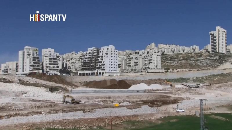 Asentamientos ilegales israelíes
