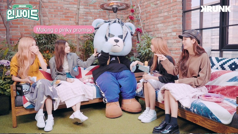 [Trailer] What happened in KRUNK INSIDE with BLACKPINK