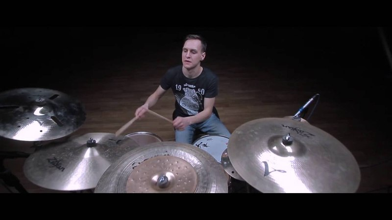 THANK YOU LORD - Israel Houghton New Breed. Drum cover by Ales Sobol (vocal Susanna Sobol)