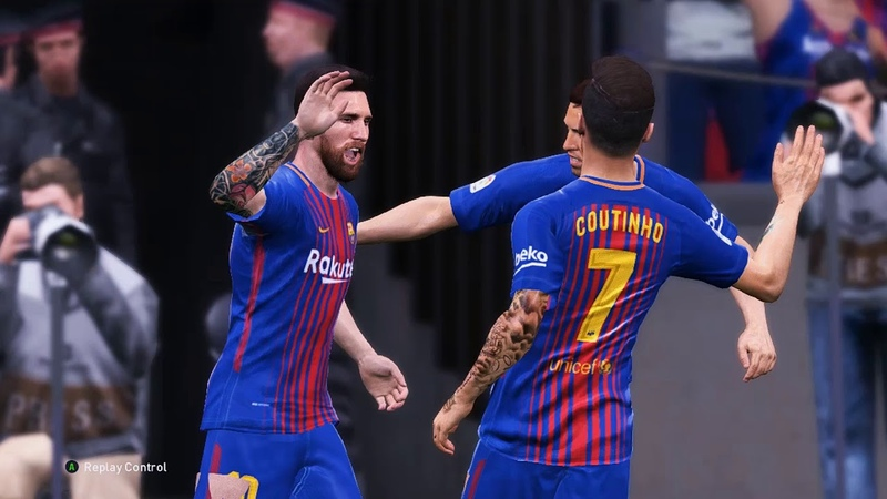 PES 2019 Official Gameplay Patch for PES 2017 [Download and Install]
