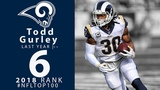 #6 Todd Gurley (RB, Rams) Top 100 Players of 2018 NFL