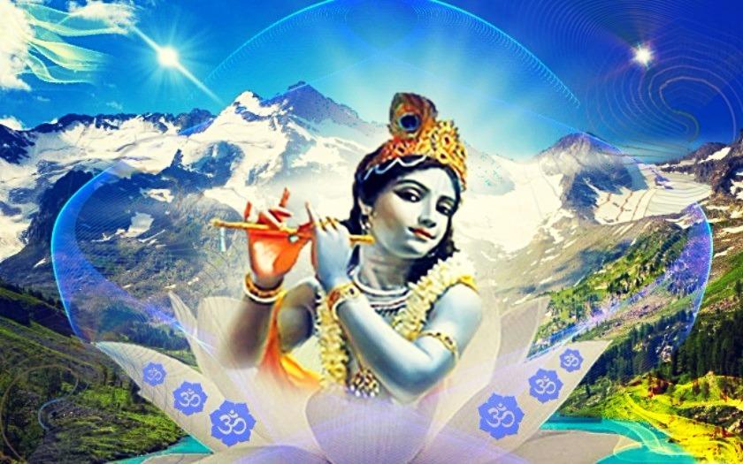 Бхактивинода Тхакур называет материю словарём духа.