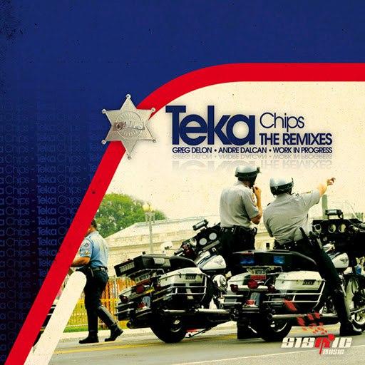 Teka альбом Chips: The Remixes