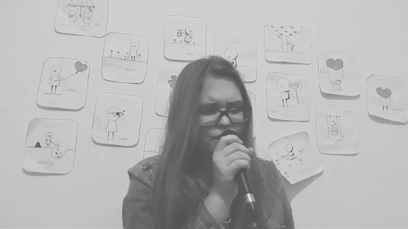 Karaoke All I want Kodaline cover (Sonya Pea)