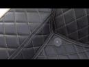 3D коврики из экокожи для Volkswagen Tuareg