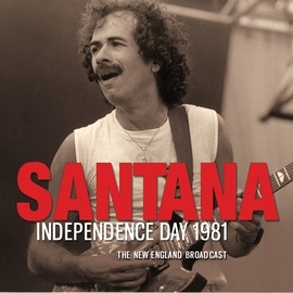 Santana альбом Independence Day 1981 (Live)