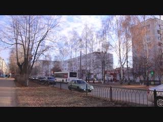 УЛИЦЫ НЕФТЕКАМСКА - улица Парковая