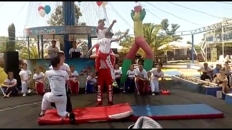 12 июня Thai kick fight club