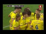 3:0 - Мирко Иванич. БАТЭ - Гомель