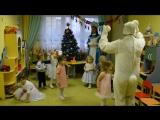 Новогодний утренник в детском саду Катюша. Английская песенка
