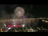 Fireworks 2018 Sharjah ( Новогодний салют в Шардже, ОАЭ)