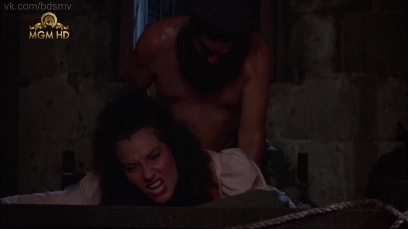 бдсм сцены bdsm бондаж изнасилования rape из фильма No Dead Heroes Герои не умирают 1986 год Тони Неро
