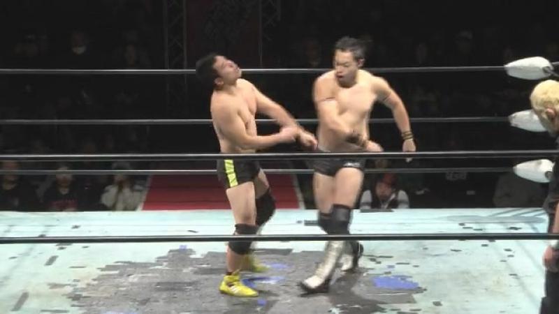 Kazumi Kikuta vs Yuki Morihiro BJW Death Match King Death
