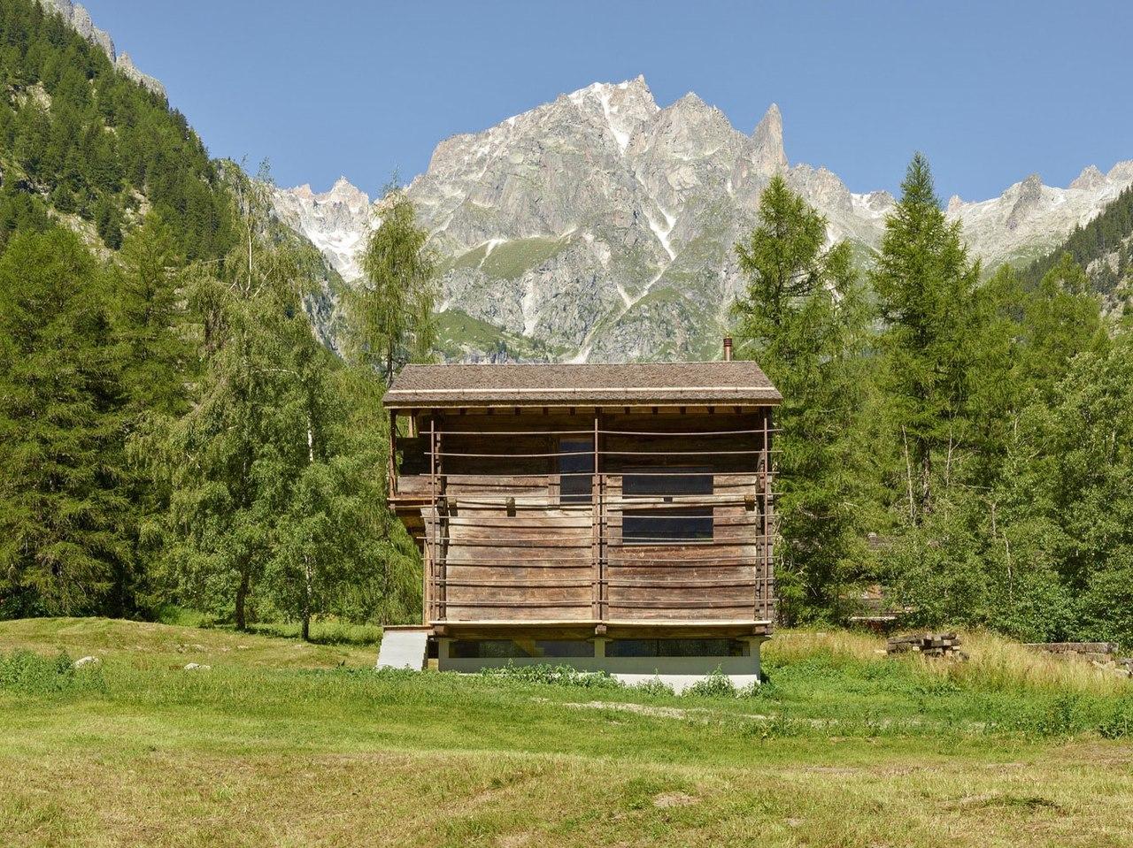 Частный дом в Швейцарии